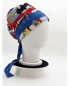 Surgical hat, customized